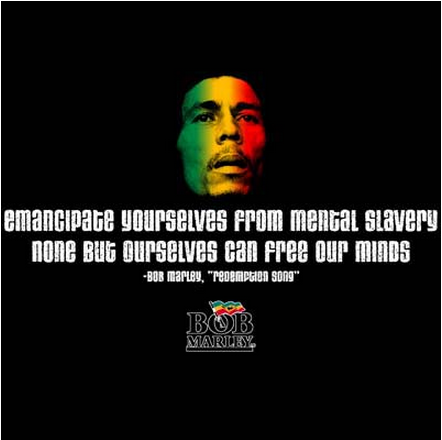 Redemption Song   Bob Marley | Inspirational Quotes