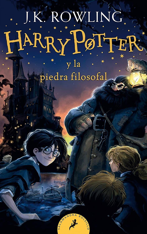 Harry Potter Y La Piedra Filosofal Portada 2020 Harrypotter Lib Harry Potter Y La Piedra Filosofal Cubiertas De Libros De Harry Potter Libros De Harry Potter