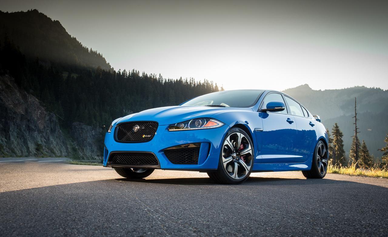 2014 Jaguar XFR-S HD Picture