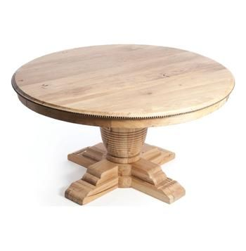 Round Dining Table, 60 Round Pedestal Dining Table With Leaf