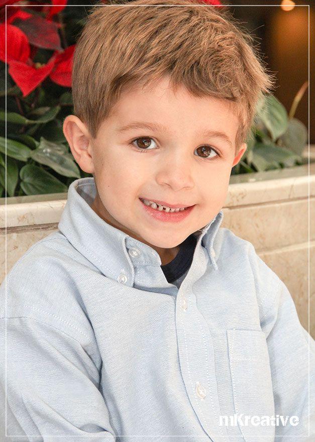 Wesley's Big Smile