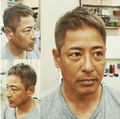 50代男性におすすめの髪型とは 薄毛 白髪が目立たない短髪を紹介