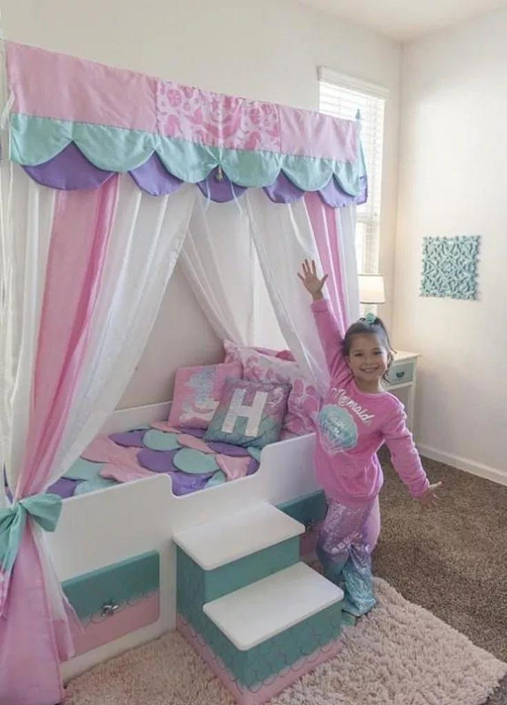 95 Creative Girls Bedroom Ideas 53 Little Girl Bedrooms