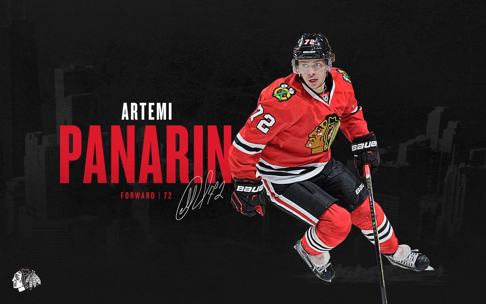 87a88388437 Artemi Panarin. #BreadMan #Blackhawks   Artemi Panarin   Chicago ...