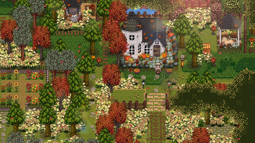 The Roost My Stardew Valley Farm Elm Acres Stardew Valley Farms Stardew Valley Stardew Farms