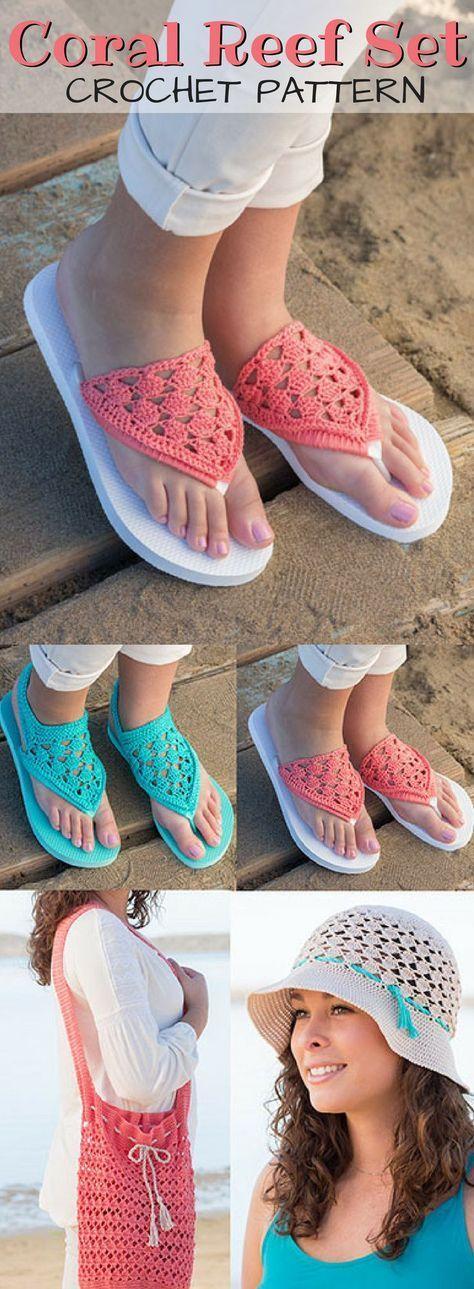 Photo of 57+ Ideas For Crochet Summer Stuff Flip Flops