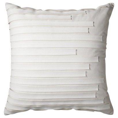 Target Nate Berkus™ Savile Decorative Pillow White Image Zoom Amazing Nate Berkus Decorative Pillows