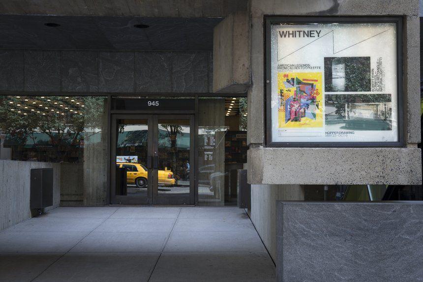 Whitney Musuem of American Art Identity