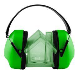 Green walls improve acoustics. Plants absorb noise.