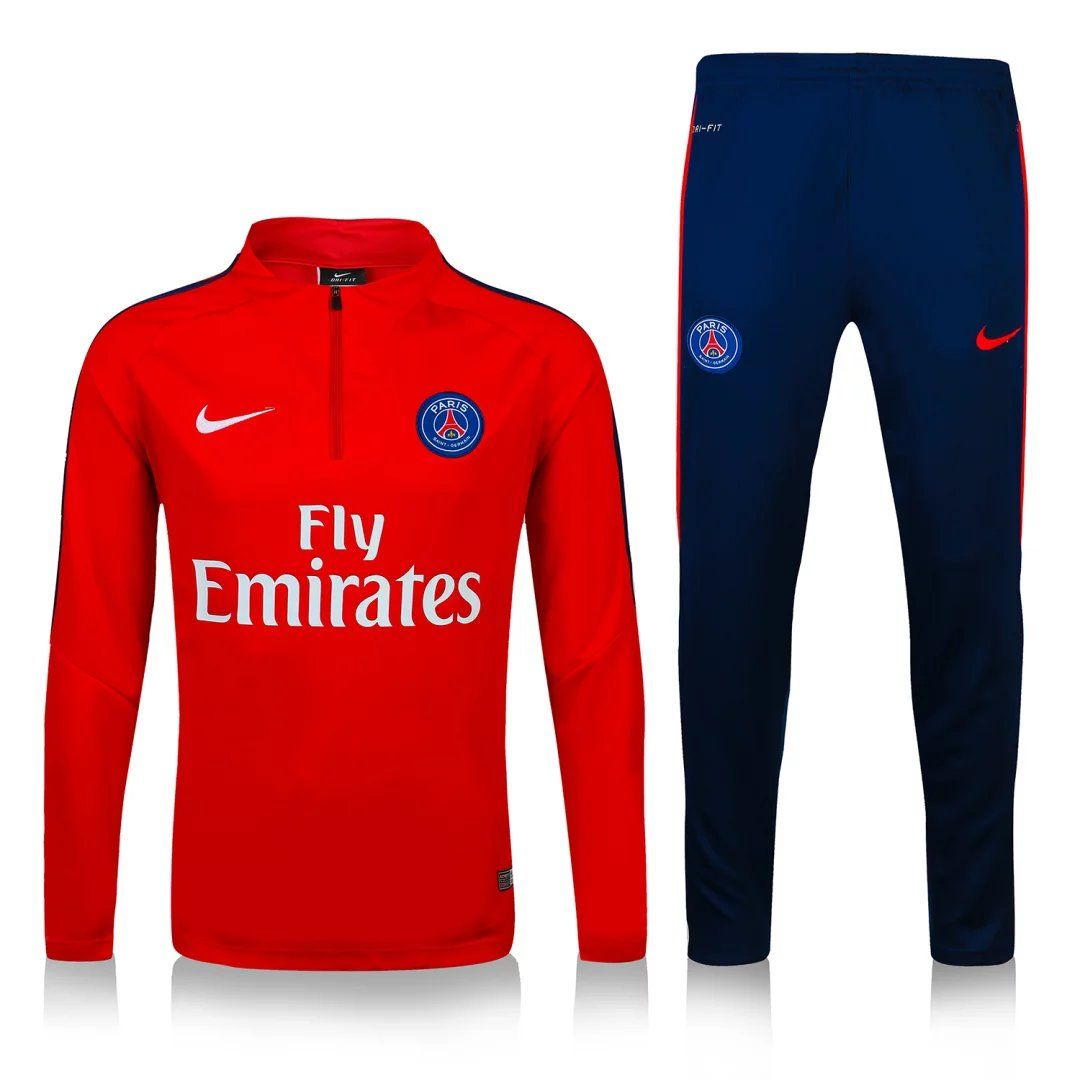 $45 PARIS ST GERMAIN 16/17 TRACK SUIT