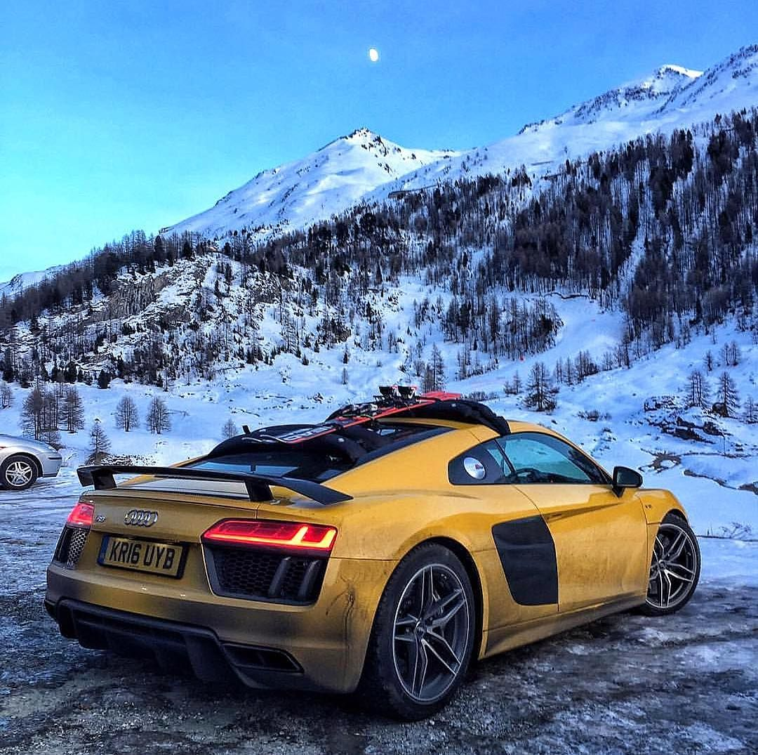 Sports Cars Luxury, New Sports Cars, Audi