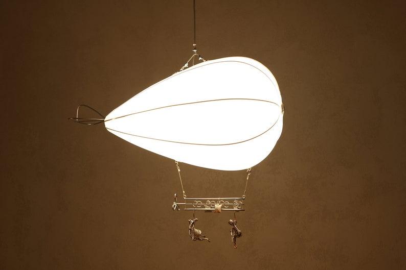Suspension série de plafonniers, trois lampes suspendues