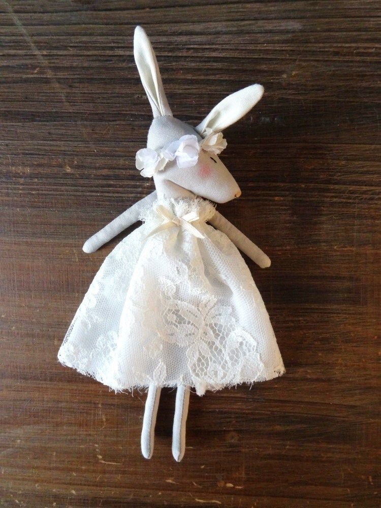 Little bunny (I want the same dress for me !)