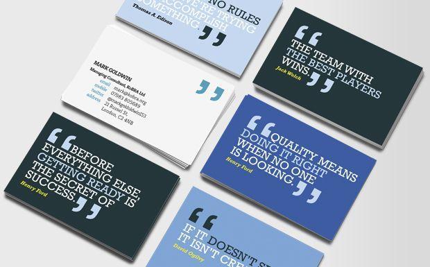 Unique quote for business cards google search motivational unique quote for business cards google search colourmoves