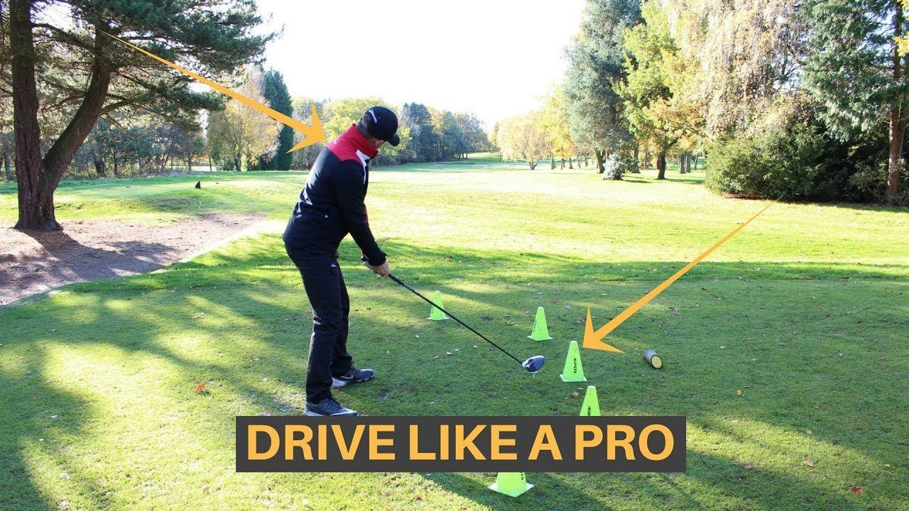 How to drive the ball long and straight youtube