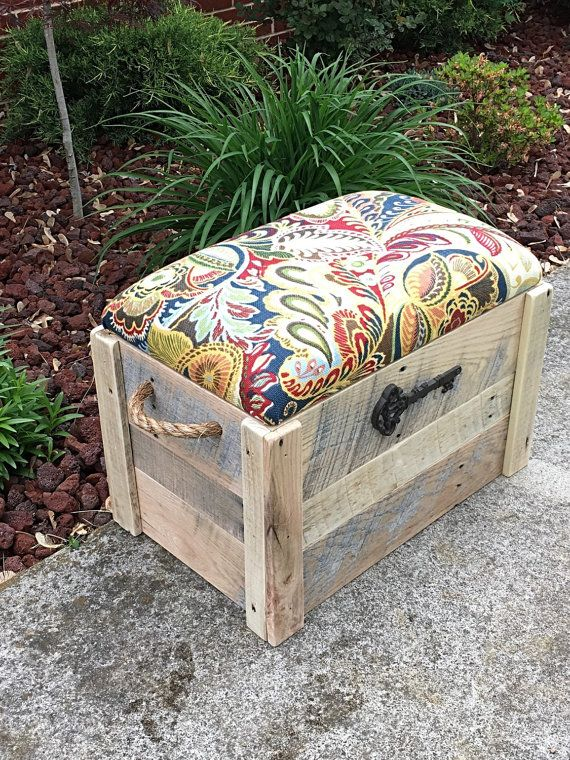 Storage bench - Shoe bench - Entryway bench - Toy box - Hope chest ...