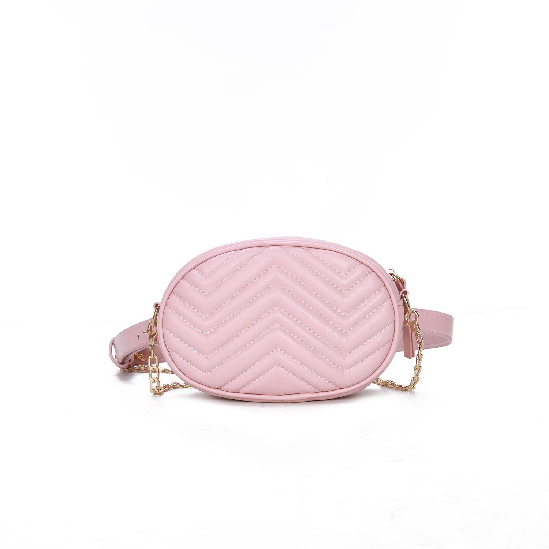 c60dd87ff47 2019 New Brand Bags For Women Pack Waist Bag Women Round Belt Bag ...