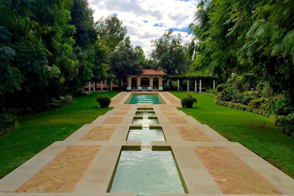 Tom Girardi house in Pasadena, California