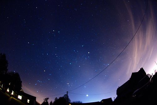 Top 10 tips for stargazing