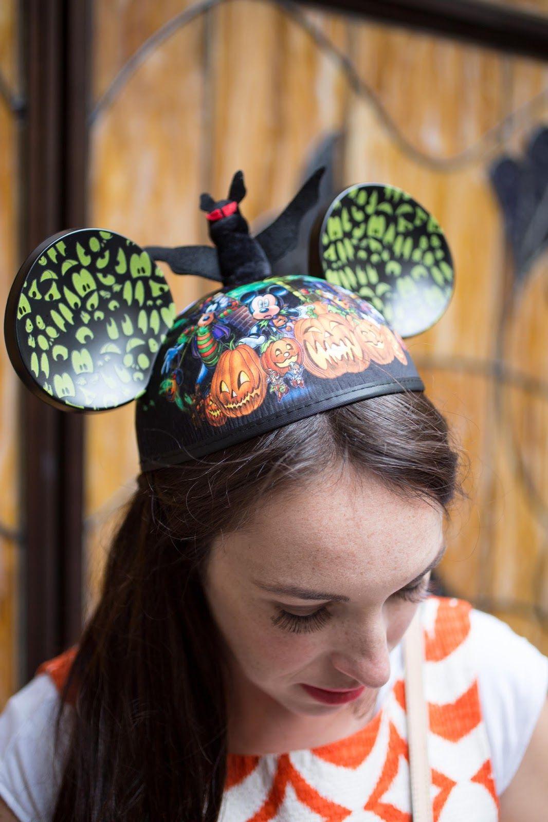 Mickey Halloween Ears for 2014
