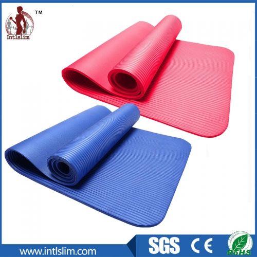 1 Product Name Nbr Yoga Mats 2 Material Nitrile Butadiene Rubber Nbr 3 Color Green Red Blue Purple Black Or Customi Yoga Mat Gymnastics Mats Mats