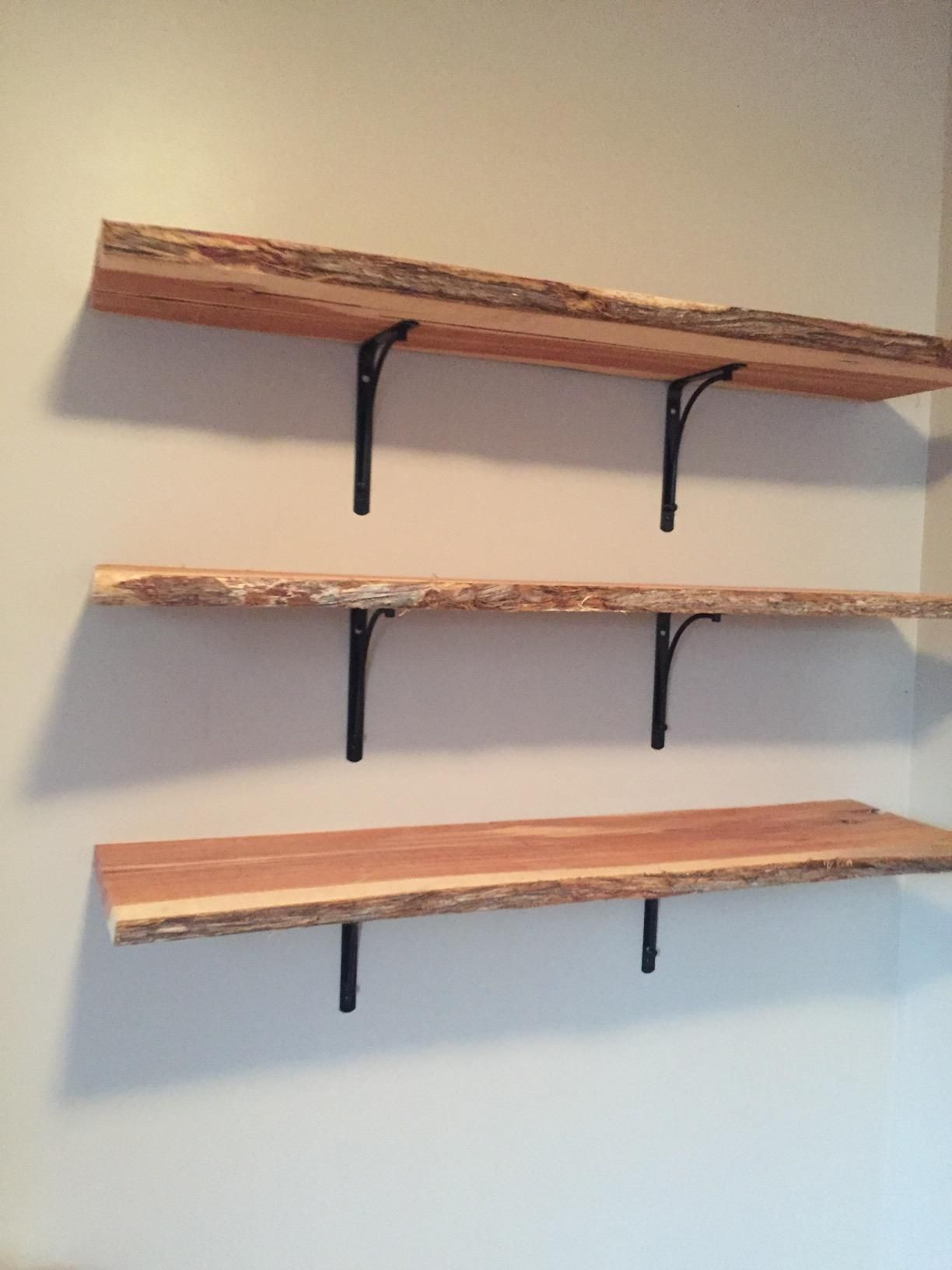 rubbermaid decorative shelf bracket 6 by 8