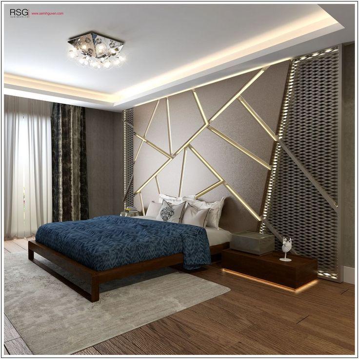 luxury modern master bedroom ideas #masterbedroom ...