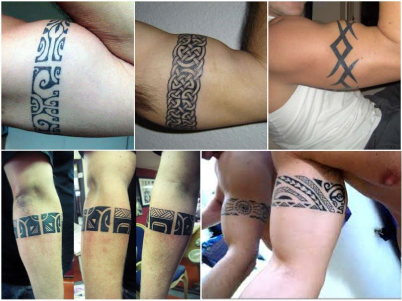 Polynesian Armband Tattoos Google Search Tatoo S Pinterest