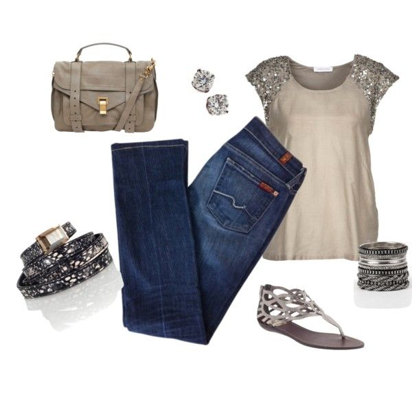 """""""Girl's Night Out"""" by gail-glassford-boelke on Polyvore"""