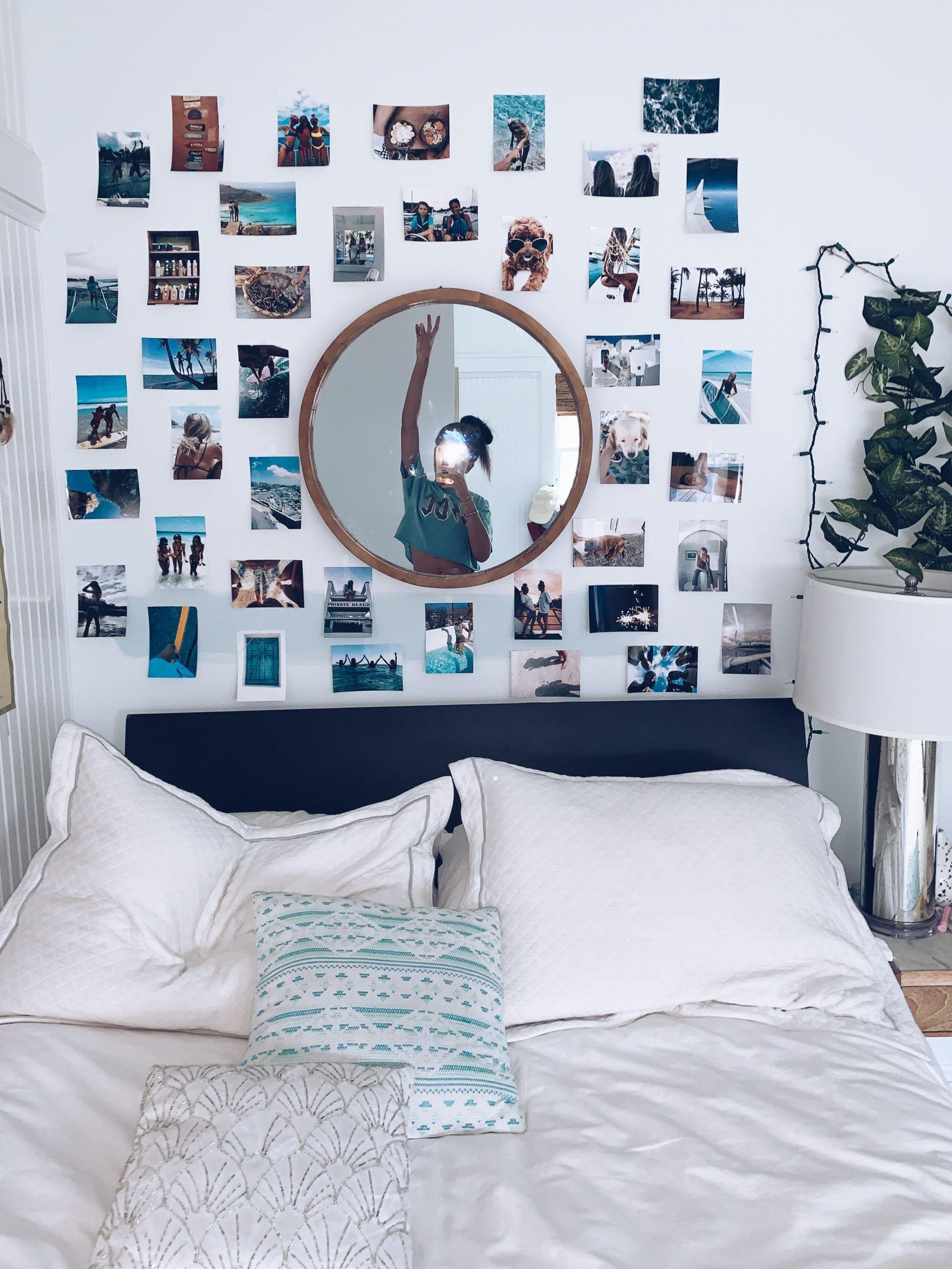 Pinterest Loveglo3 Loveglo3 Pinterest Dorm Room Decor Photo Walls Bedroom Redecorate Bedroom
