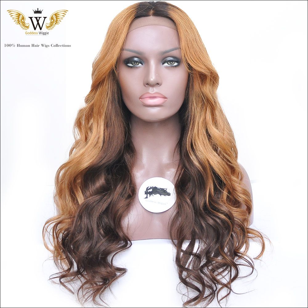 Buy 150density Human Hair Ombre Full Lace