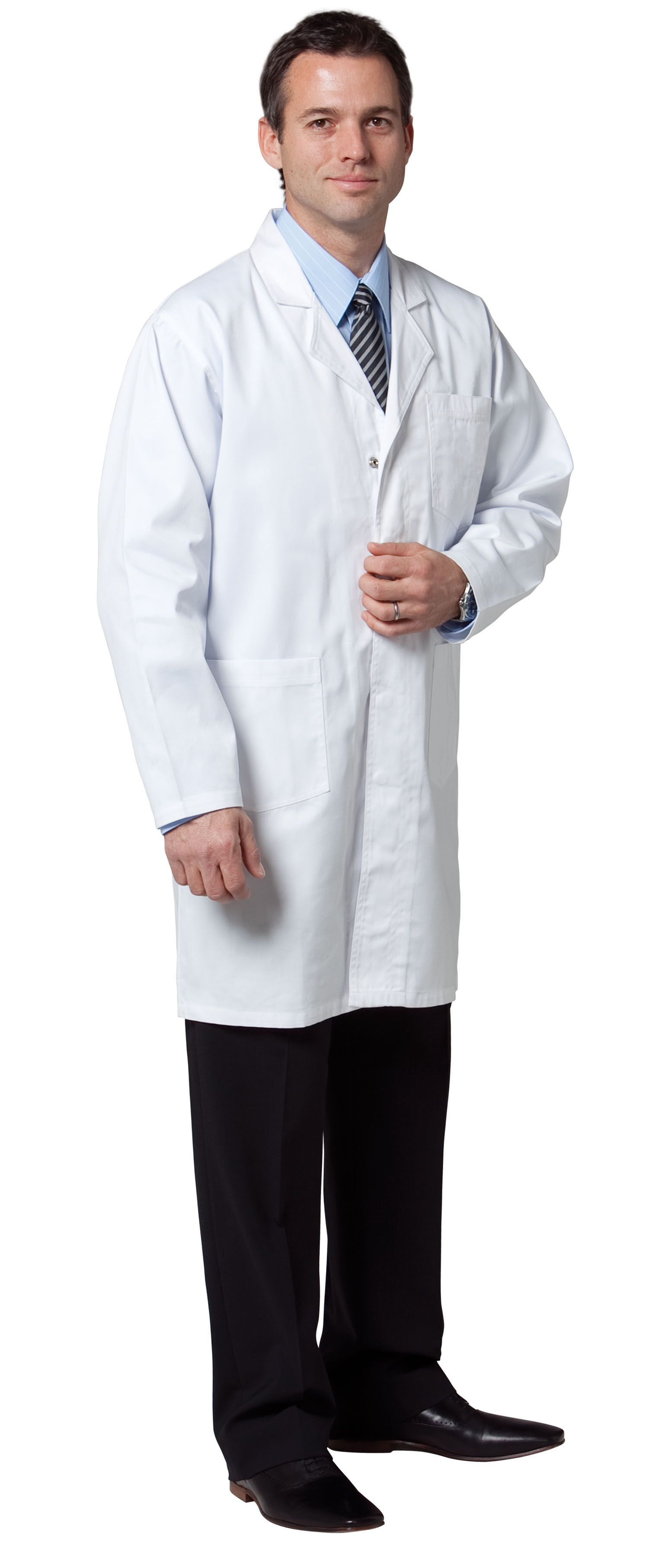 WS Uniforms White tuxedo jacket