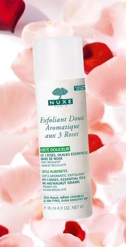Nuxe - Exfoliant Doux Aromatique aux 3 Roses (Gentle Pureness Gentle Aromatic Exfoliant)