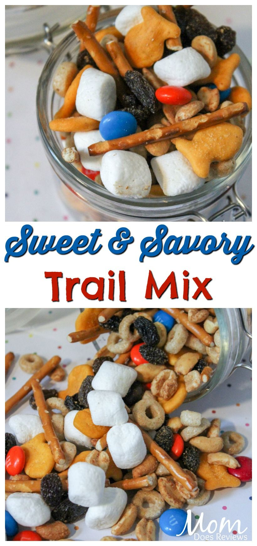 Trail Mix Everyone will Love!