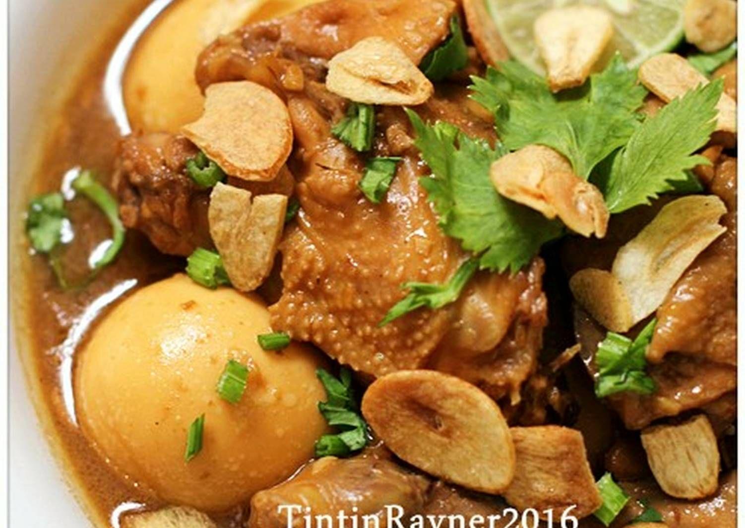 Resep Ayam Kuah Tauco Swikee Ayam Mudah Enakk Oleh Tintin Rayner Resep Resep Ayam Resep Memasak