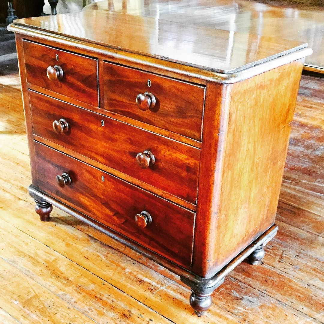 Red Australian Cedar Chest Of