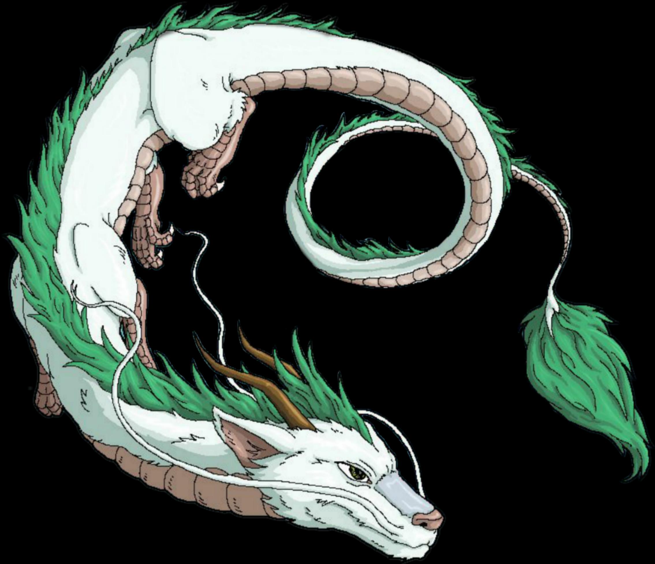 Freetoedit Haku Chihiro Japanese Dragons Pelicula Enojado Volando Remixit In 2020 Dragon Drawing Japanese Dragon Drawing Dragon Art
