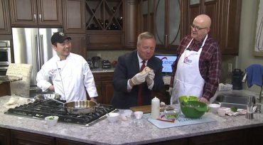 Tasty turkey tacos from Greatest Grains   WQAD.com 1/4 cup water goes in with seasoning after you brown the turkey