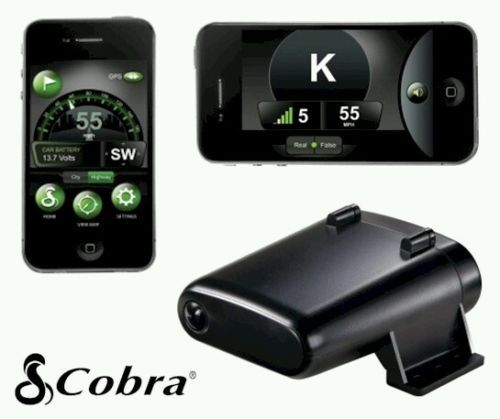 Radar and Laser Detectors Cobra Iradar S120r Laser Radar