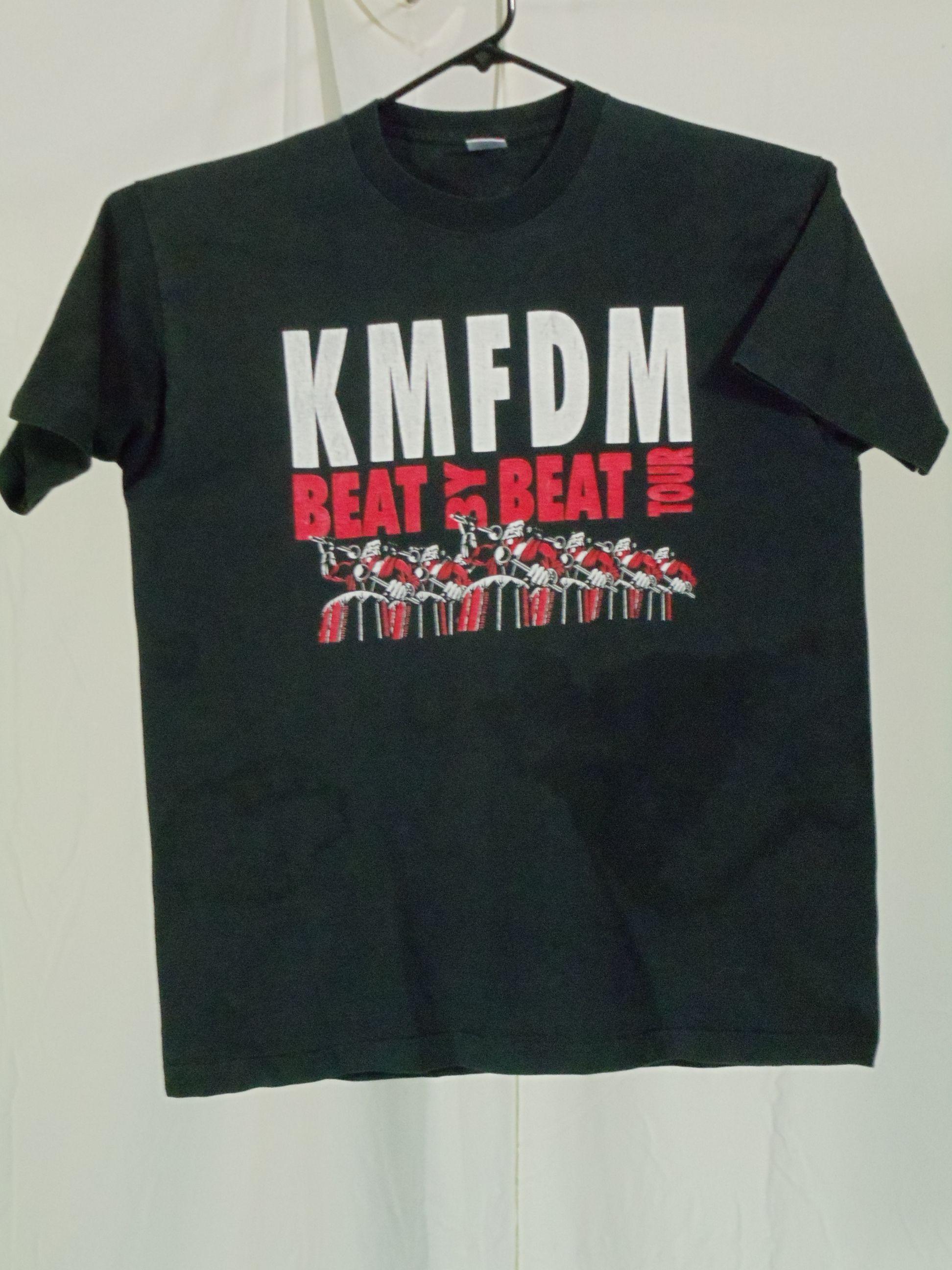 KMFDM - 1995 - Beat By Beat tour 01