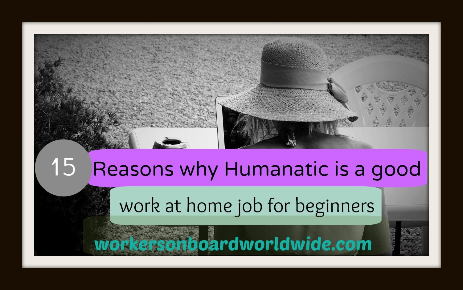 Many people desire a nonphone work at home job without