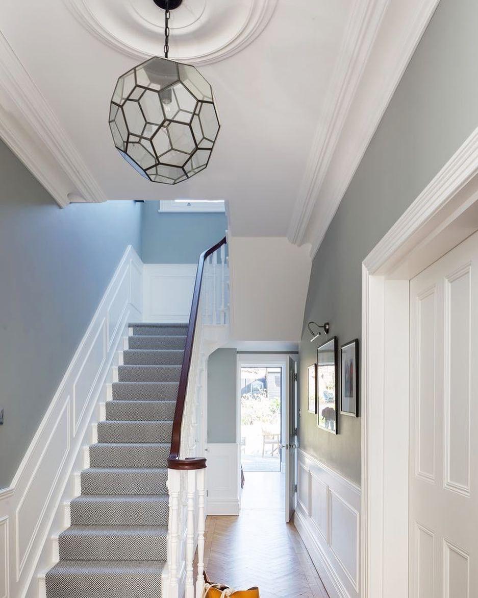 Victorian Hallway, Hallway Designs, Hallway