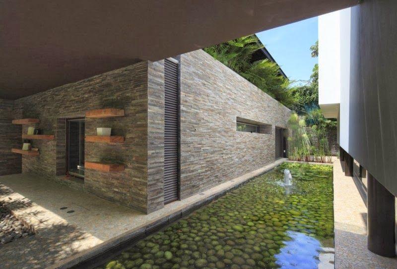 Contemporáneo Jardineras Modernas Bosquejo - Ideas de Diseño Para El ...