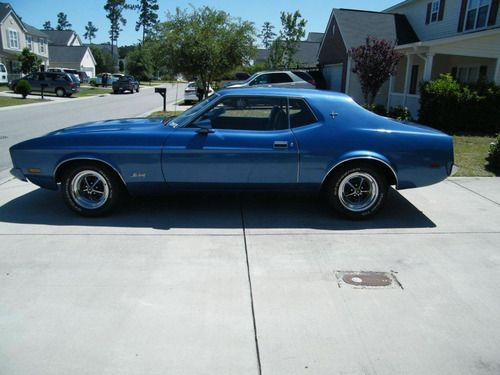 Muscle Cars Ford Mustang Coupe American Muscle Cars