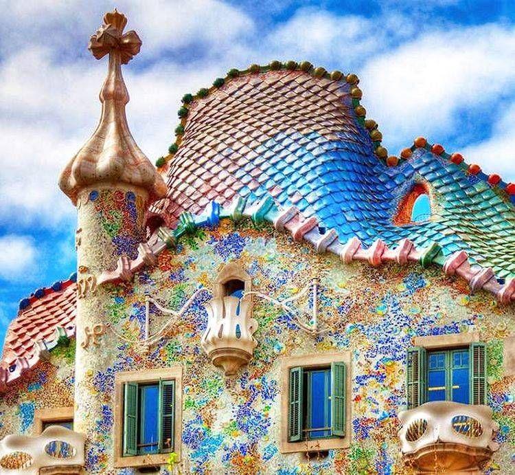 гауди архитектор и его дома фото металлоконструкций, металлоизделий владивостоке