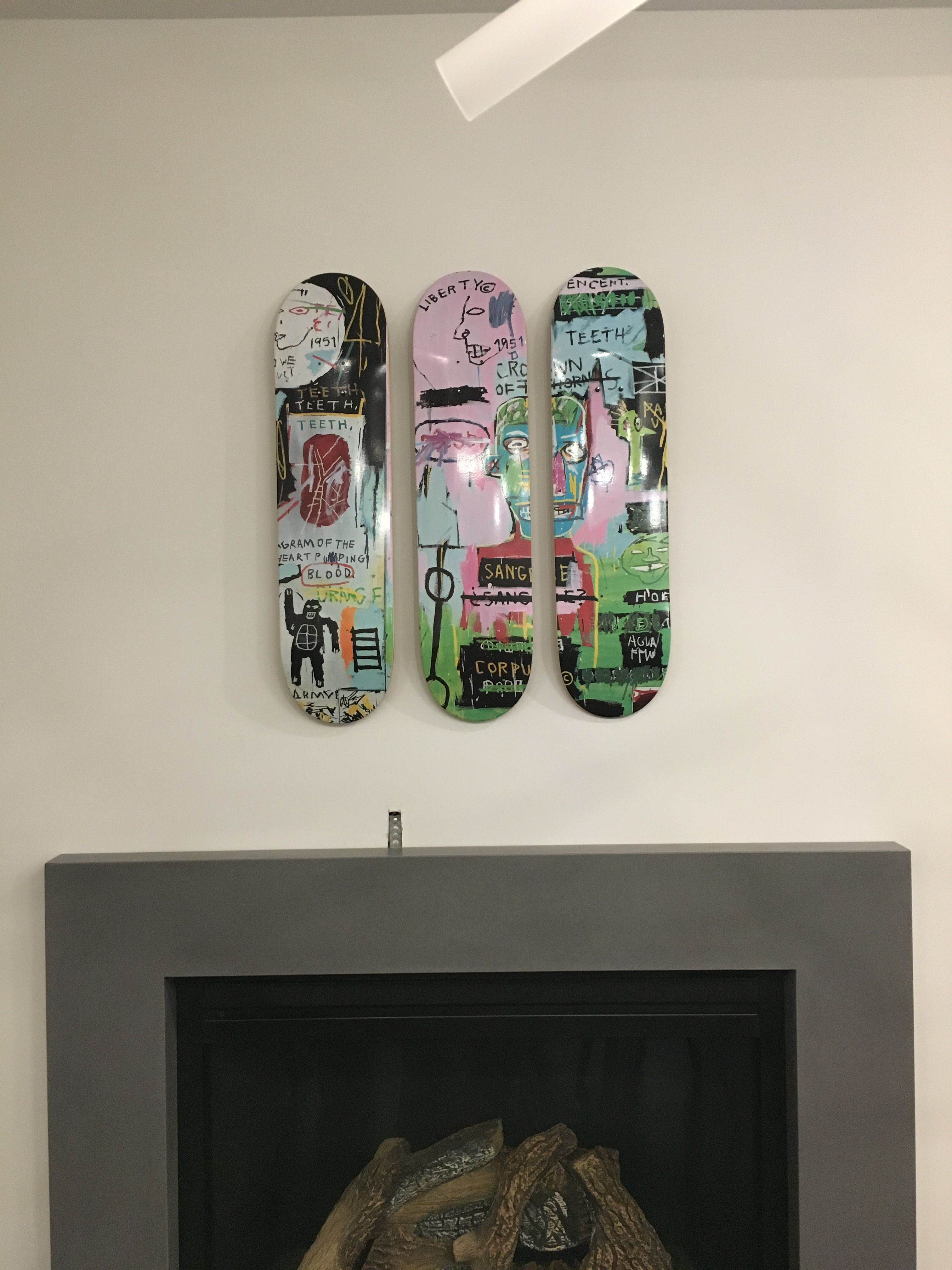 Skateboard professional picture hanging service custom framing skateboard professional picture hanging service custom framing by central galleries in cedarhurst ny 516 jeuxipadfo Image collections