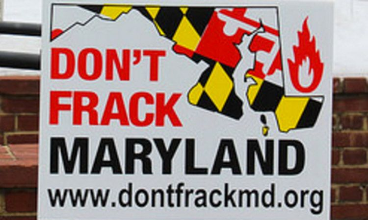 In Maryland today, Prince George's County Council voted unanimously to ban fracking. The ban goes into effect immediately and comes after months of work