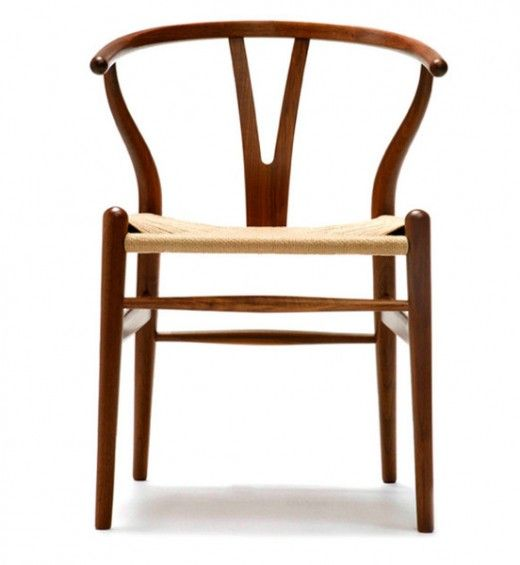 Hans Wengeru0027s Wishbone Chair
