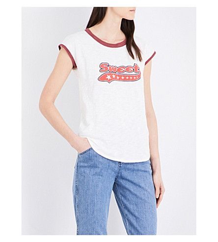 7fcb32bb7cac T-shirts   vests - Tops - Clothing - Womens - Selfridges