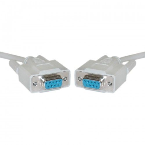 Db9 Female Serial Cable Db9 Female Ul Rated 9 Conductor 1 1 10 Foot Computer Accessories Modems Electronic Cables